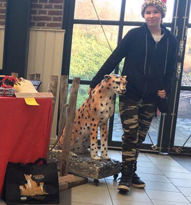 Cheetah Champion Sara