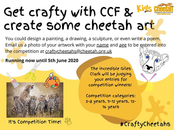 Crafty Cheetahs