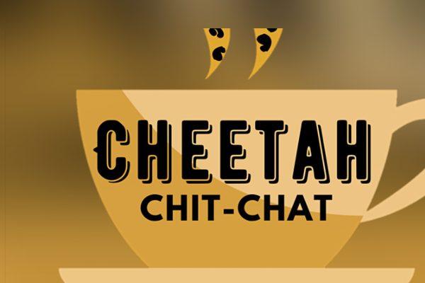 Cheetah Chit Chat Banner Banner